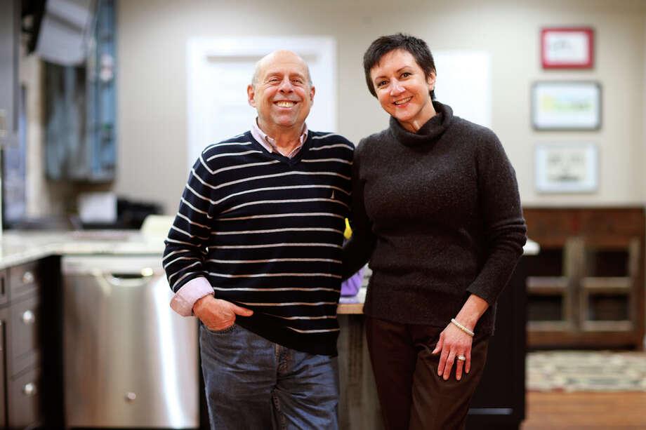 Gina Galaviz Eisenberg owns the Eisenberg Group. Photo: JERRY LARA, Staff / San Antonio Express-News / © 2015 San Antonio Express-News