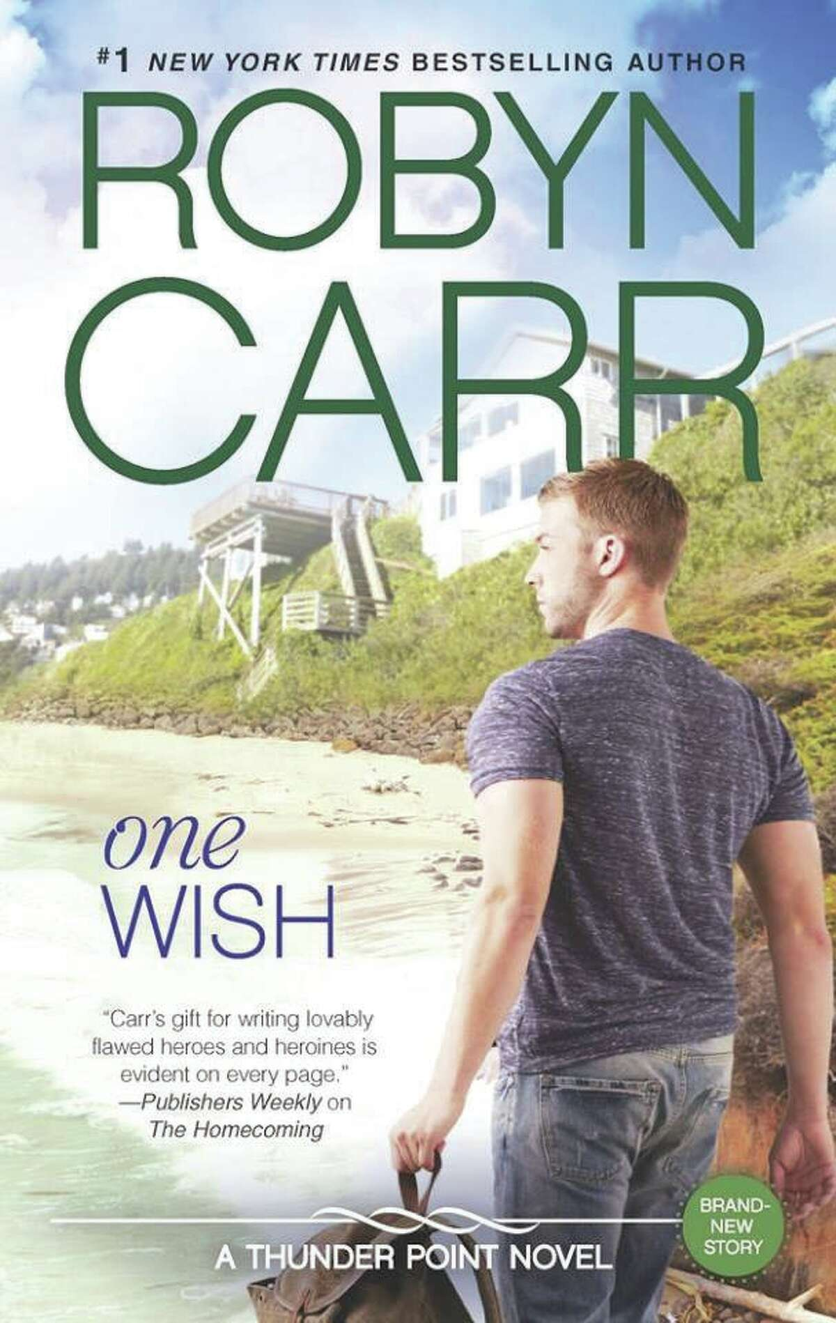 ONE WISH, by Robyn Carr.