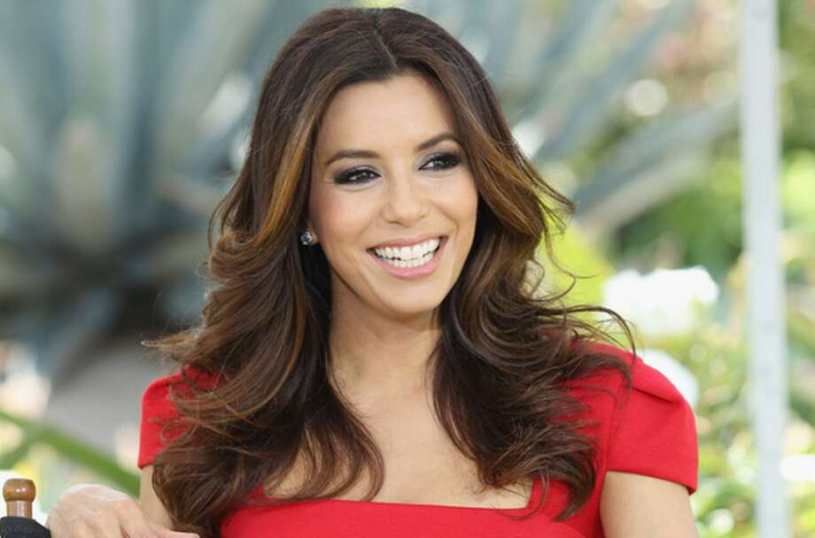 1. She's a Texas gal: Eva Longoria joins Selena on the list of famous Latinas from Corpus Christi. She was born there on March 15, 1975, according to Biography.com. Photo: NBC