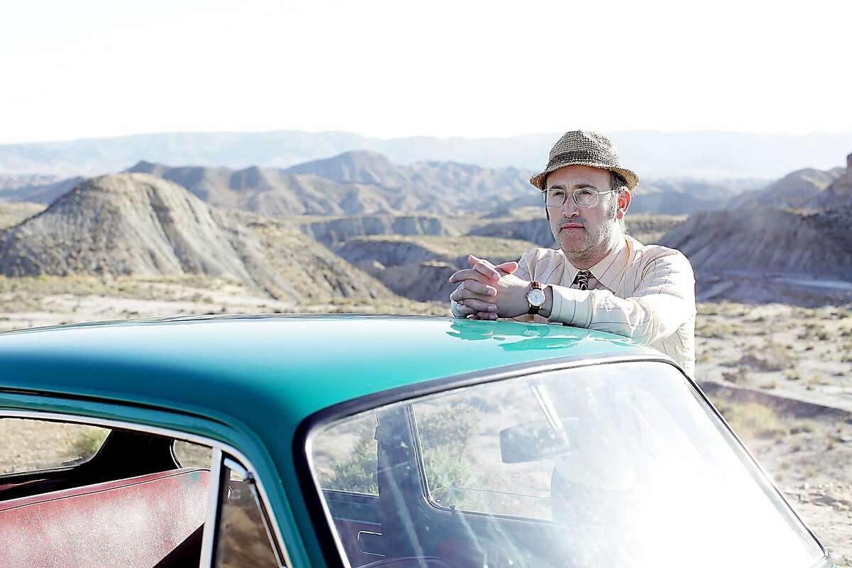 """Javier Camara as Antonio in """"Living Is Easy With Eyes Closed"""""""