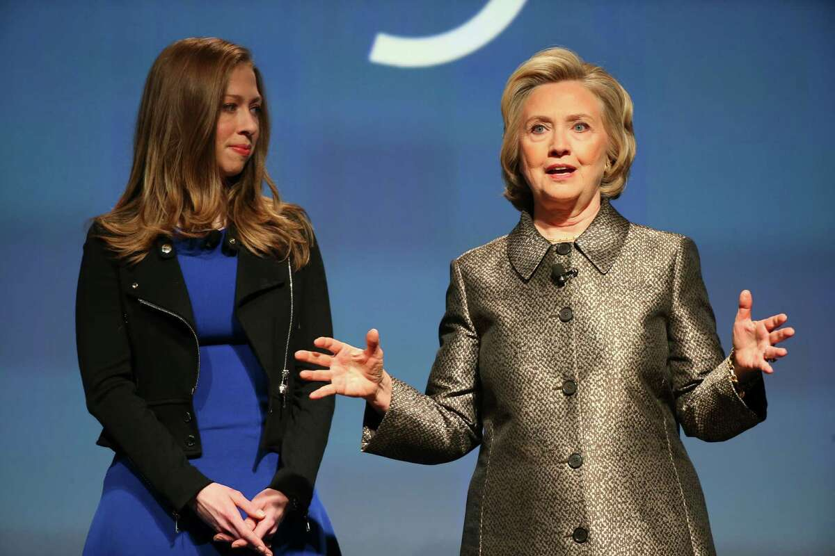 Hillary Rodham Clinton, right, shown with Clinton Foundation Vice Chair Chelsea Clinton, isalmost certainly more involved with foreign fundraising than any presidential candidate in history. There is a reason foreign donors give to the foundation, and it isn't that they have never heard of the Red Cross.
