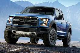 The next generation of Ford's F-150 Raptor goes on display March 17 at the Houston Livestock Show and Rodeo.
