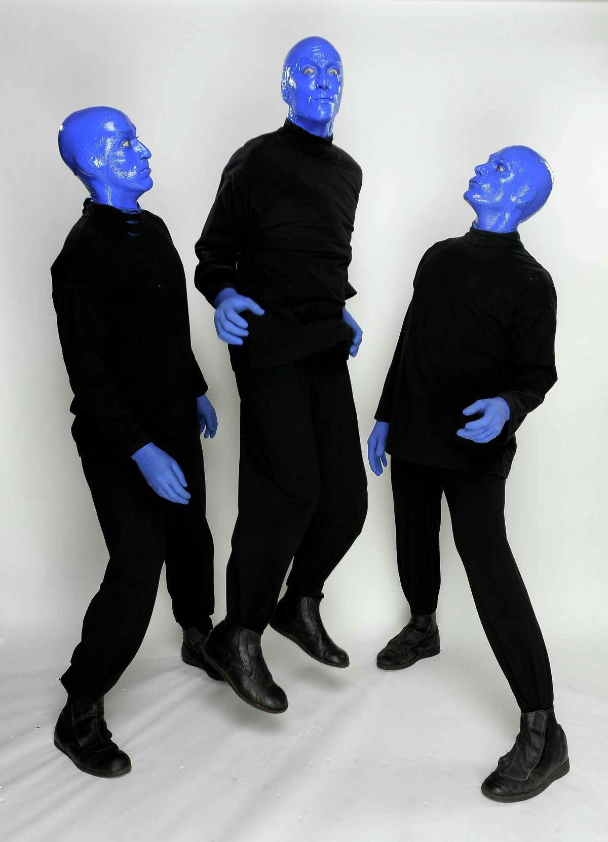 The Blue Man Group (Photo by Charley Gallay/Getty Images)