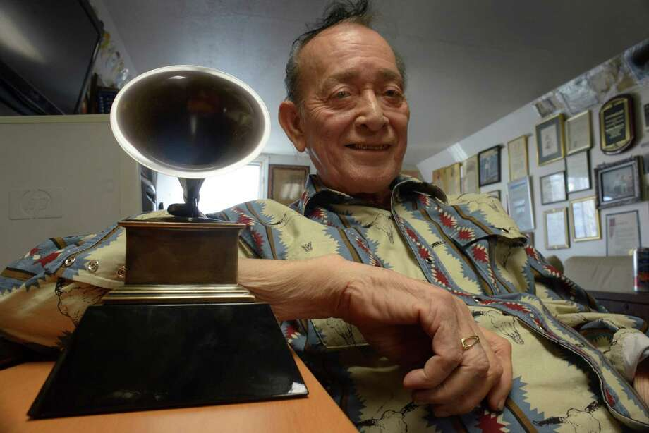 Flaco Jimenez, who was recently awarded a lifetime achievement Grammy Award, has been influential in the music world for many years. Photo: Billy Calzada /San Antonio Express-News / San Antonio Express-News