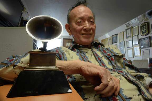 Flaco Jimenez, who was recently awarded a lifetime achievement Grammy Award, has been influential in the music world for many years.