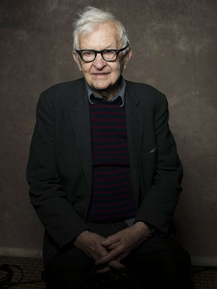 Documentarian Albert Maysles, who made films about everyone from a traveling Bible salesman to Britain's Rolling Stones, died in early March at 88, leaving behind classic stories and a path to guide future generations. Photo: Victoria Will, Associated Press