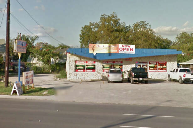 LA CAPITAL DEL SABOR: 502 BANDERA RD  San Antonio , TX 78228 Date: 03/05/2015  Demerits 23 8 229.167 (p) (5) improper use of sinks. Observed food handler wash their hands in the 3 compartment sink. Explained to food handler all handwashing is to be conducted in the designated handsink. 11 Observed food handlers using bare hands to handle ready to eat foods such prepare tacos and add shredded cheese. Food handlers must utilize additional barriers such as additional equipment when handling ready to eat foods. 19 229.167(p)(11)(C)rodents. Eliminate the presence of rodents by using any approved means. Contact pest control for assistance and remove all droppings on shelving. Close vent/hole on ceiling with screening or alternative. 20 229.168 (d) (1) (A) toxics for maintenance. Observed various home improvement materials and supplies scattered in the kitchen next to dishes and on shelving next to food products. Find an alternate location for maintance tools and supplies. 21 Washing and sanitizing solution is not proper concentration for washing and sanitizing of dishes at compartment sink. Washing consist of water and soap, followed by rinsing with water only and completed with dishes sanitized with water and sanitizer (chlorine) then allowed to air dry. 25 Clean and sanitize inside of ice machine and remove mold residue. Keep ice scooper in a dry and clean container between uses. Observe utensils in a dirty container.Ensure all food contact surfaces such as utensils and lids are clean to sight and touch prior to use. 27 229.171(f)permit required. Your food establishment permit is currently expired.Permit expired January 2015. You have 10 days to obtain a valid permit.
