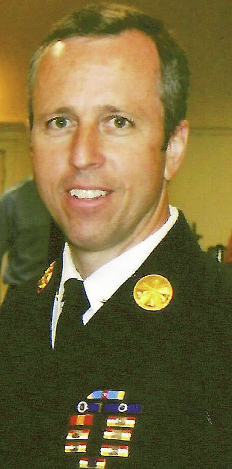Kyran V. Dunn, a retired battalion chief in the Yonkers, N.Y., Fire Department, has been approved as the town's new deputy fire chief. Photo: Contributed Photo / Fairfield Citizen