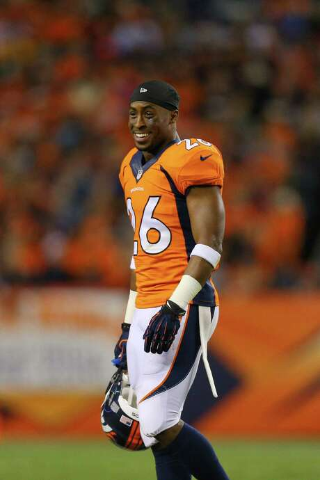 Free safety Rahim Moore comes to the Texans after playing five seasons with the Denver Broncos. Photo: Justin Edmonds, Stringer / 2013 Getty Images