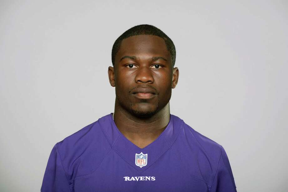 This is a 2014 photo of Justin Forsett of the Baltimore Ravens NFL football team. This image reflects the Baltimore Ravens active roster as of Tuesday, June 3, 2014 when this image was taken. (AP Photo) Photo: Uncredited, FRE / AP2014