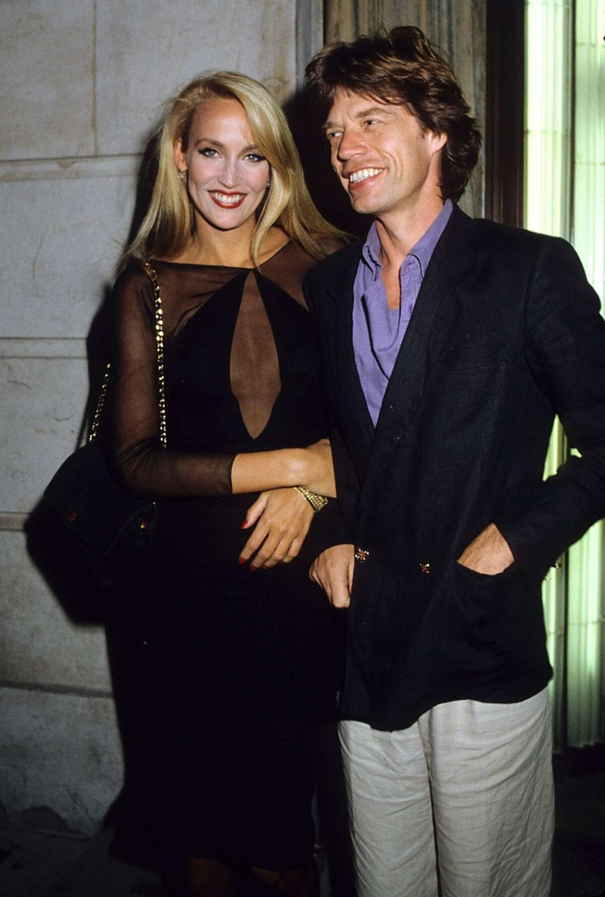 Jerry Hall and Mick Jagger's model/rock star marriage was a rocky one, with Hall coming close to splitting with the Rolling Stones' frontman on numerous occasions, amid his rumored infidelities. Hall finally called it quits in 1999 when it was revealed that Brazilian model Luciana Morad was pregnant with Jagger's baby. Their marriage (which was a Hindu ceremony in Bali) was technically annulled, but Hall is believed to have received between $15 and $20 million.