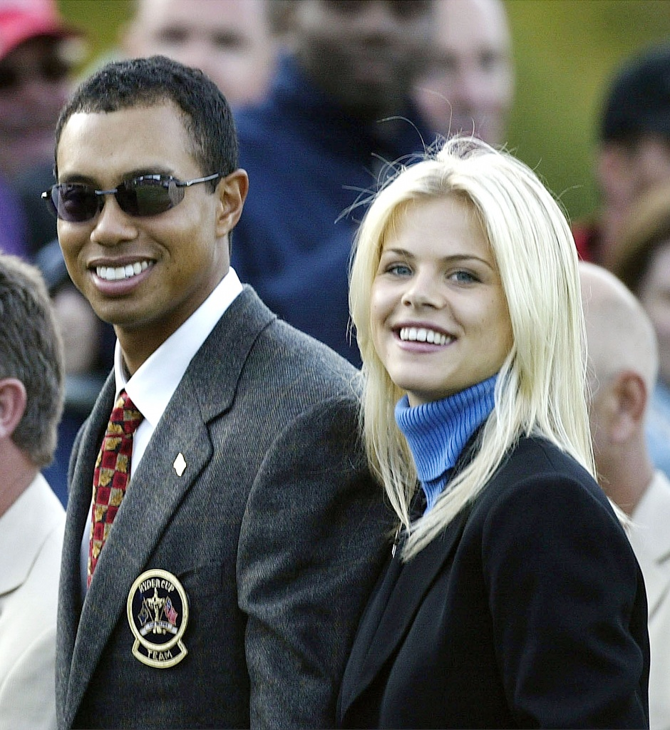 Tiger Woods Wife Elin Planning To Sleep With Other Golfers nudes (18 pics)