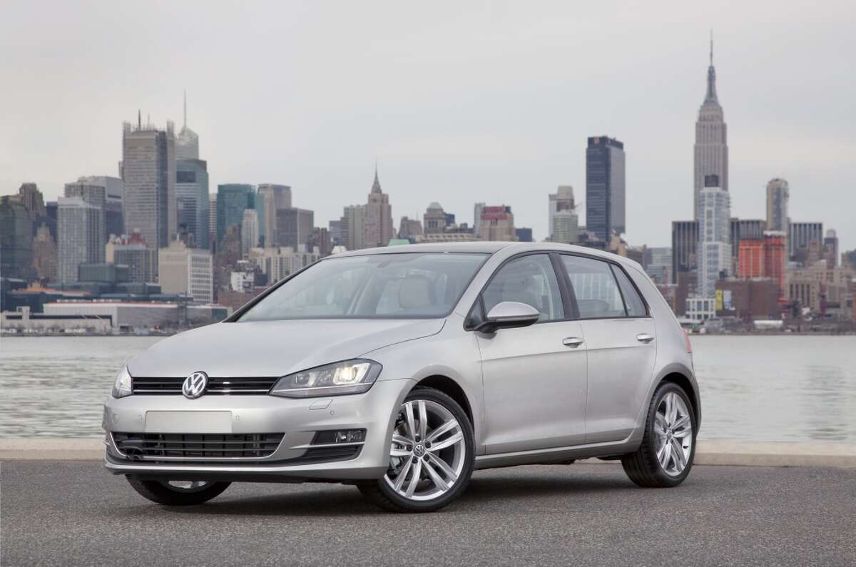 Compact cars: Volkswagen Golf Reviewers said the Golf's cabin is more luxurious than those in most small cars.