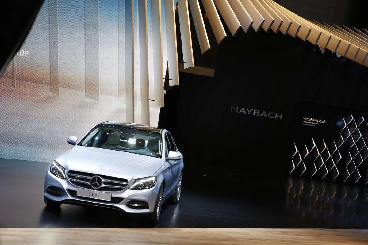 Upscale small cars: Mercedes-Benz C-Class Reviewers praised the C-Class for its' Composed handling and a comfortable ride.