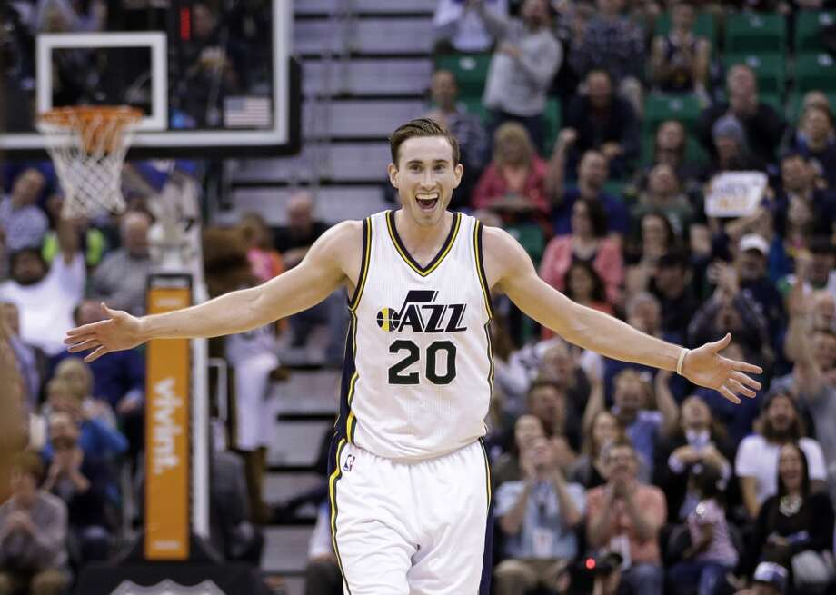 WESTERN CONFERENCEUtah JazzNo. 8 if Jazz win and Rockets lose Photo: Rick Bowmer, Associated Press