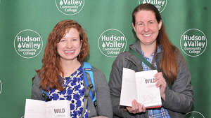 Were you Seen at the lecture and reading with Cheryl Strayed, author of 'A Wild Life,' which was adapted for the film, 'Wild,' at Hudson Valley Community College in Troy on Thursday, March 13, 2015?