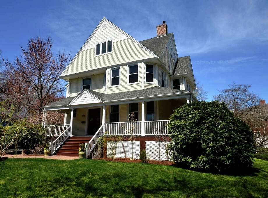 The property at 224 West Ave. is on the market for $1,325,000. Photo: Contributed Photo / Darien News