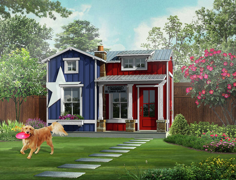 Homeaid Highland Unveil Project Playhouse 2015 Houston Chronicle