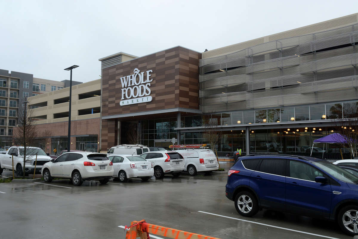 Whole Foods is opening a new store at 1925 Hughes Landing Blvd. on Mar. 18.
