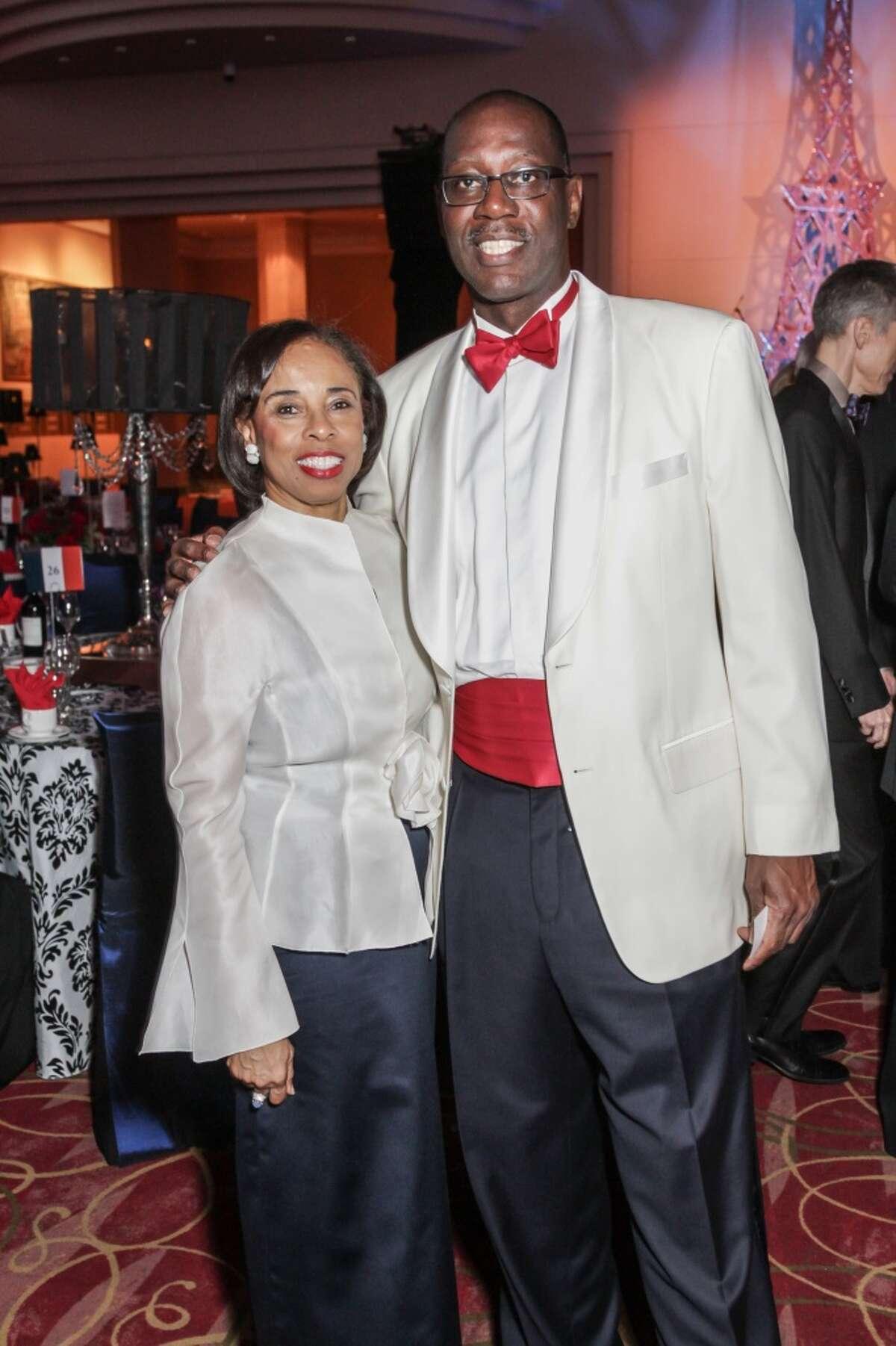 Phyllis and Cornel Williams