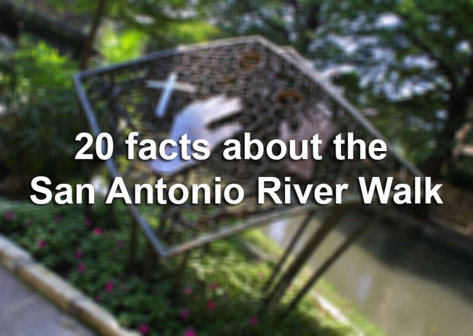 Here are 20 things that every San Antonian should know about one of the city's most famous attractions. Photo: Rick Hunter, San Antonio Express-News / SAN ANTONIO EXPRESS-NEWS