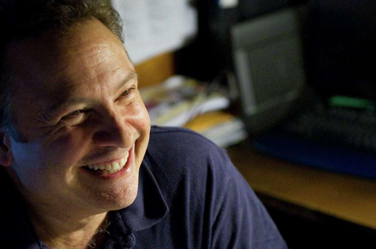 Curtain Call's Executive Director Lou Ursone