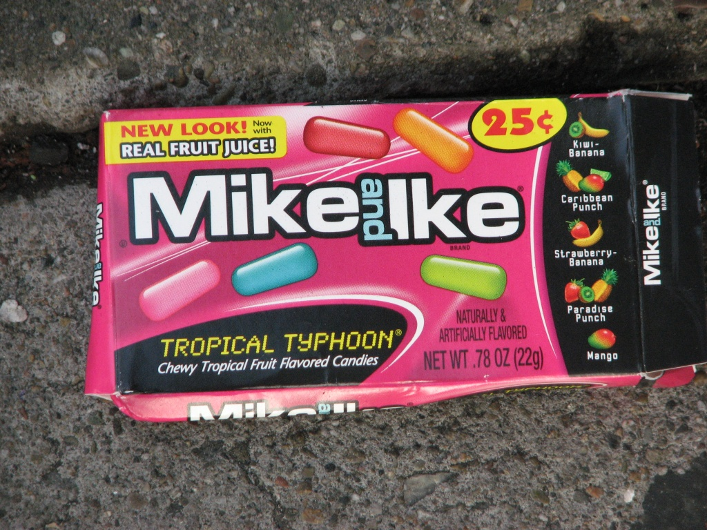 California woman sues Mike and Ike company, claims not enough candy in box
