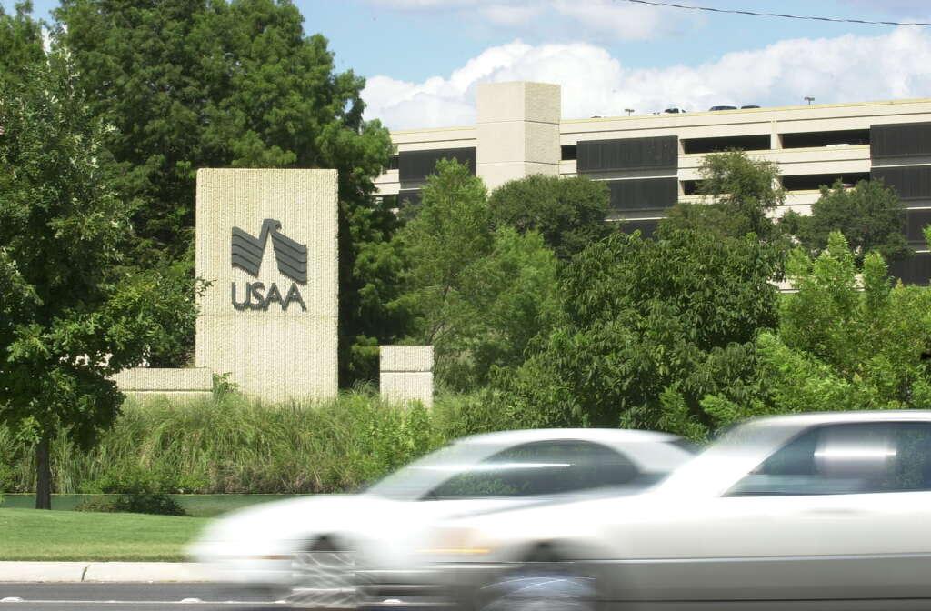 San Antonio's first major corporate citizen' — USAA, through the ...