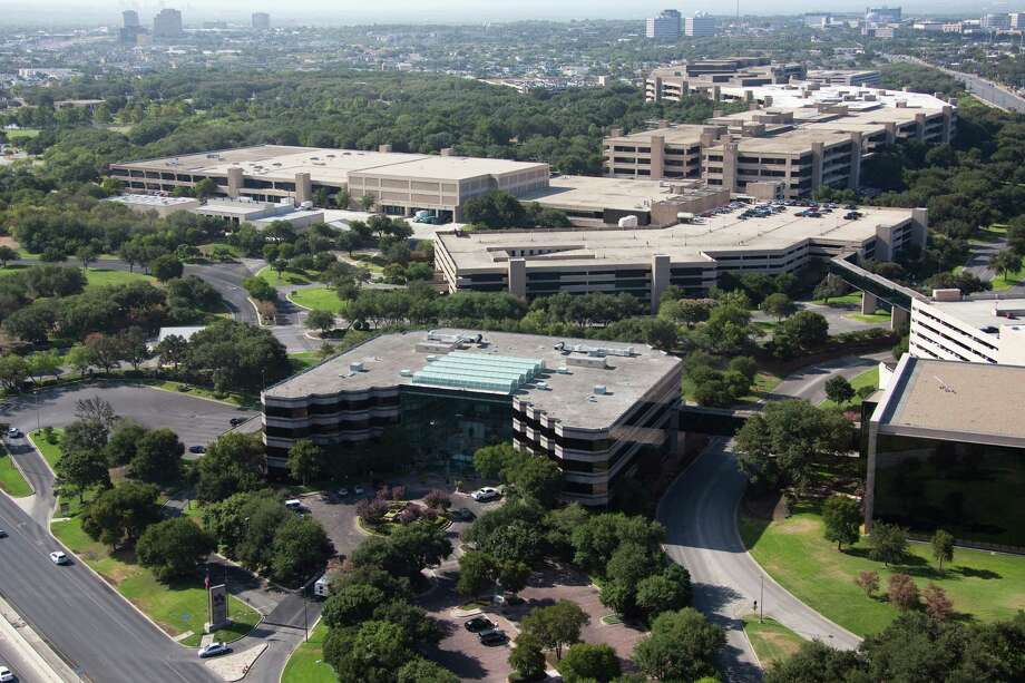 USAA received the highest score among the six San Antonio-based firms included in the 2016 Corporate Equality Index from the Human Rights Campaign Foundation, the educational arm of America's largest civil rights organization. Photo: Courtesy Photo / Red Wing Aerial Photography