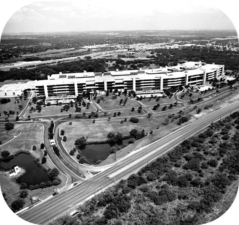 San Antonio's first major corporate citizen' — USAA San