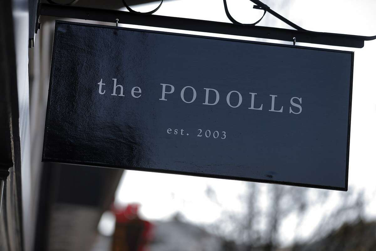 The Podolls store on 24th Street in San Francisco, Calif., on the day they opened, Thursday, March 5, 2015.