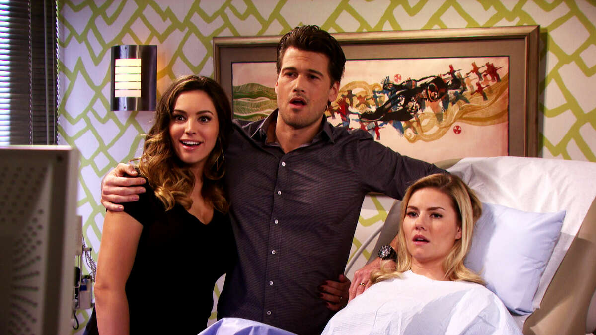 "NBC Elisha Cuthbert, Nick Zano and Kelly Brook star in ""One Big Happy"" on NBC."