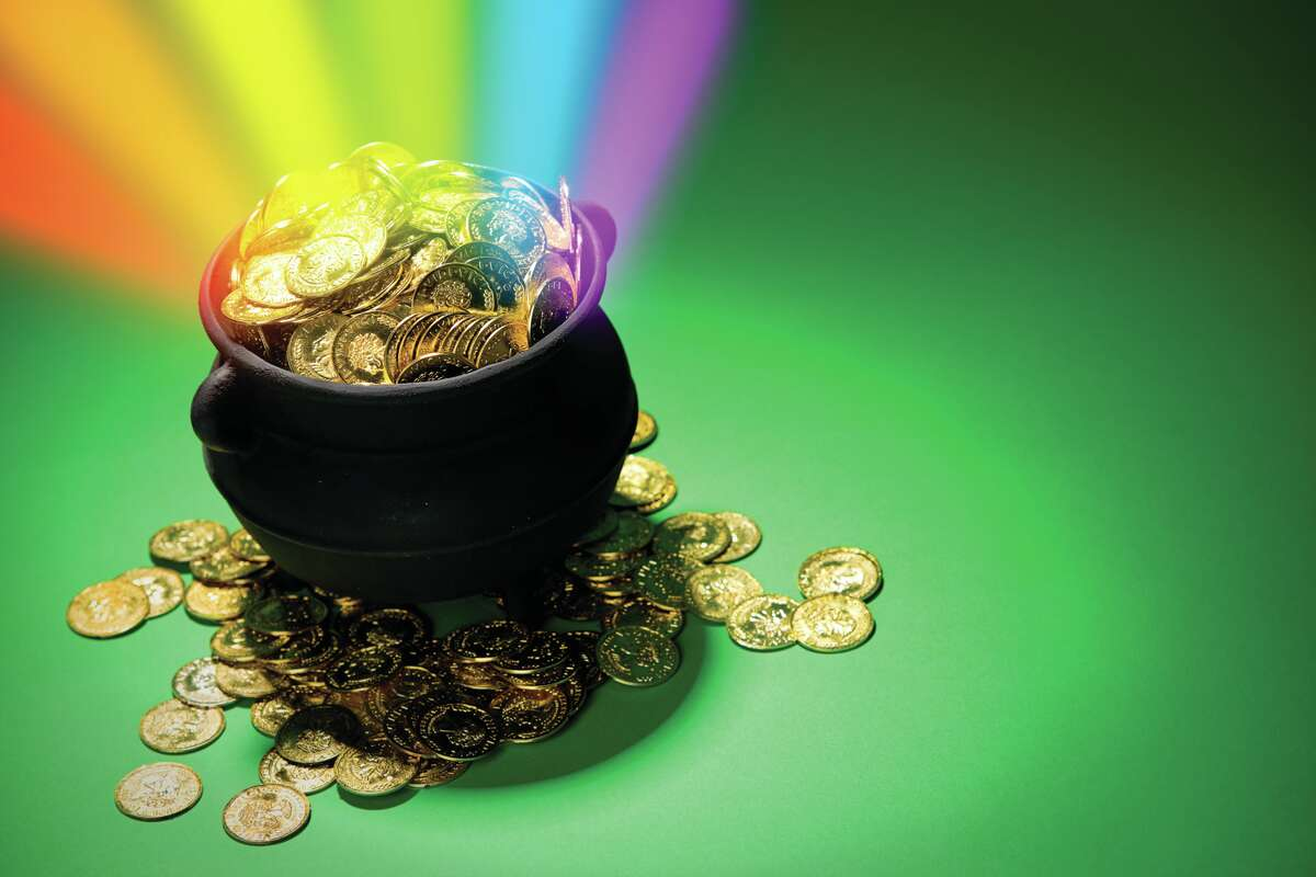 Pot of Gold. (Fotolia)