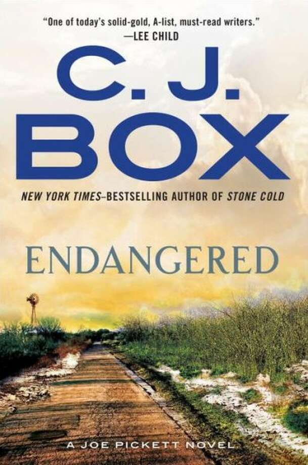 """Endangered"" by C.J. Box Photo: Xx"