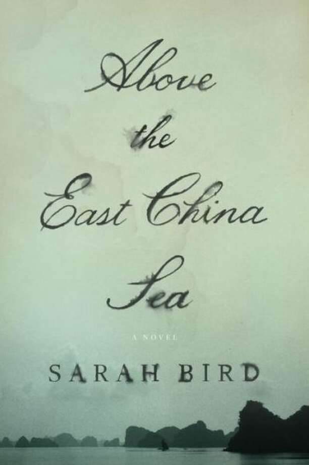 """Above the East China Sea,"" by Sarah Bird Photo: Xx"