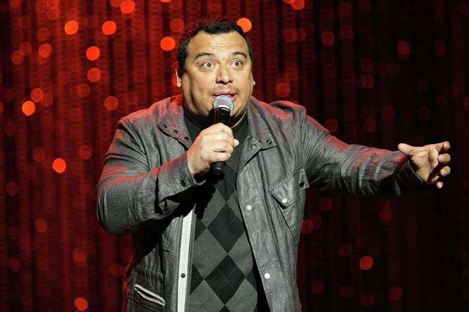 Carlos Mencia comes to the Improv Feb. 16-19. Photo: Jerod Harris, Getty Images For IMF / 2010 Getty Images