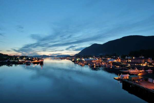 Cruising Alaska by ferry - HoustonChronicle com