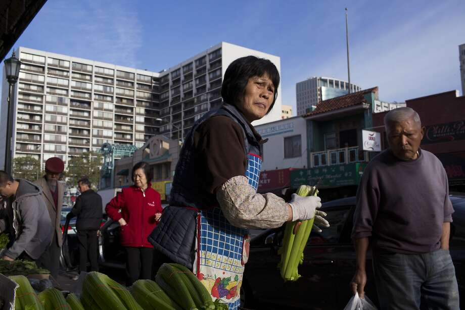 Oakland's new minimum wage law has confused immigrant businesses in Chinatown, several of which have shut down because they can't pay the new rate of $12.25 per hour. Photo: Tim Hussin, Special To The Chronicle