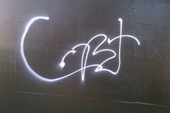 "An 18-year-old San Francisco man was arrested Thursday for allegedly painting his ""Cryst"" signature in many parts of the city."