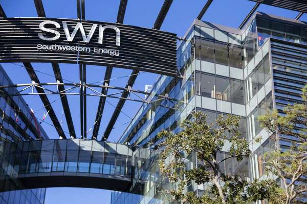 Southwestern Energy, headquartered in The Woodlands, raised $2.3 billion in a stock sale earlier this year.