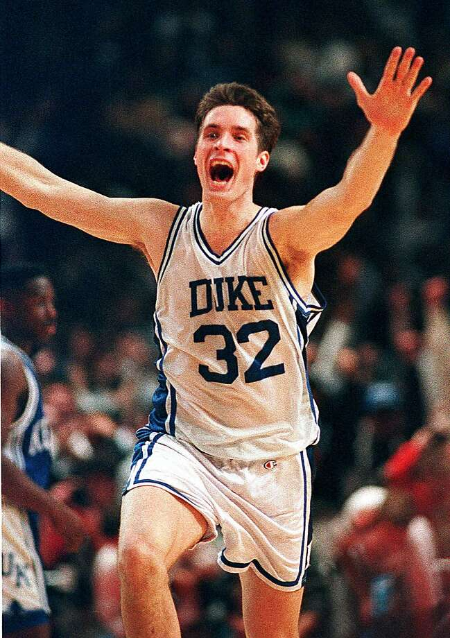 Christian Laettner, the baby-faced assassin who led Duke to two national championships in the early 1990s, was the quintessential athlete fans love to hate.Click through the gallery above for other athletes fans loved to hate. Photo: Amy Sancetta, Associated Press