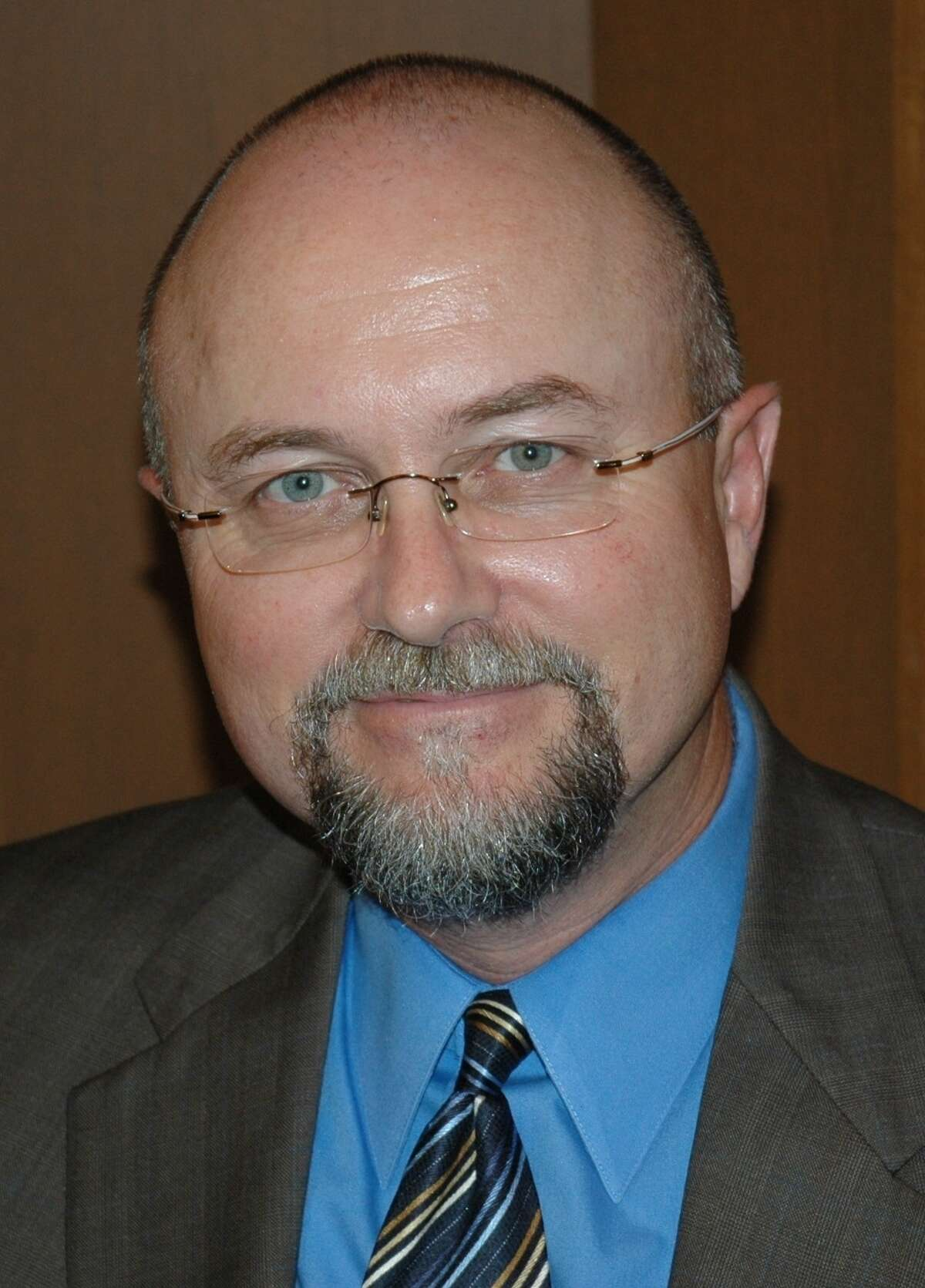 Ric Baser, new president of Northwest Vista College (July 2014)