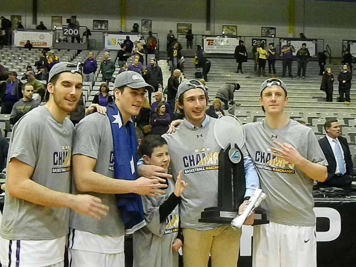 Were you Seen at the UAlbany men's basketball game against Stony Brook, playing for the America East Conference championship at SEFCU Arena on the UAlbany campus on Saturday, March 14, 2015?