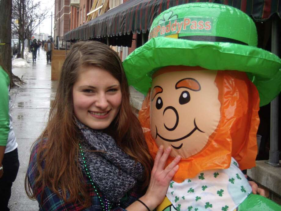 Were You Seen at the 65th Annual Albany St. Patrick's Day Parade on Saturday, March 14, 2015? Photo: Mike Kelly