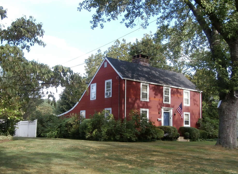 The property at 184 Somerset Ave. is on the market for $649,000. Photo: Contributed Photo / Fairfield Citizen
