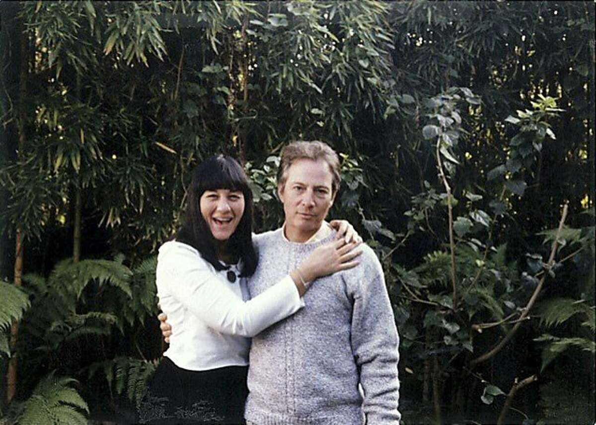 An undated handout photo of Robert Durst with Susan Berman, a friend who was killed in December, 2000. As an HBO documentary unfolds about Durst, the real estate scion, the Los Angeles district attorney is reviewing the killing of Berman. (HBO via The New York Times) -- NO SALES; FOR EDITORIAL USE ONLY WITH STORY SLUGGED NY DURST SAGA BY BAGLI. ALL OTHER USE PROHIBITED