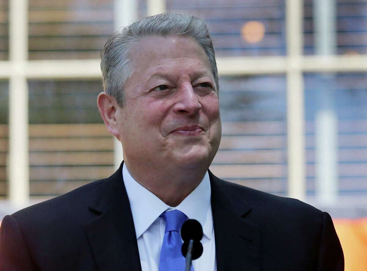 Al Gore For a good length of time, the former vice president supported the concept of same-sex unions but not same-sex marriages.