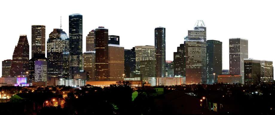 Houston skyline night panorama Photo: Jld3 Photography / Flickr RM