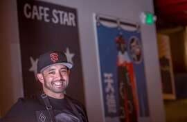 Chef Richie Nakano of Hapa in San Francisco, Calif., is seen on Thursday, March 5th,  2015.