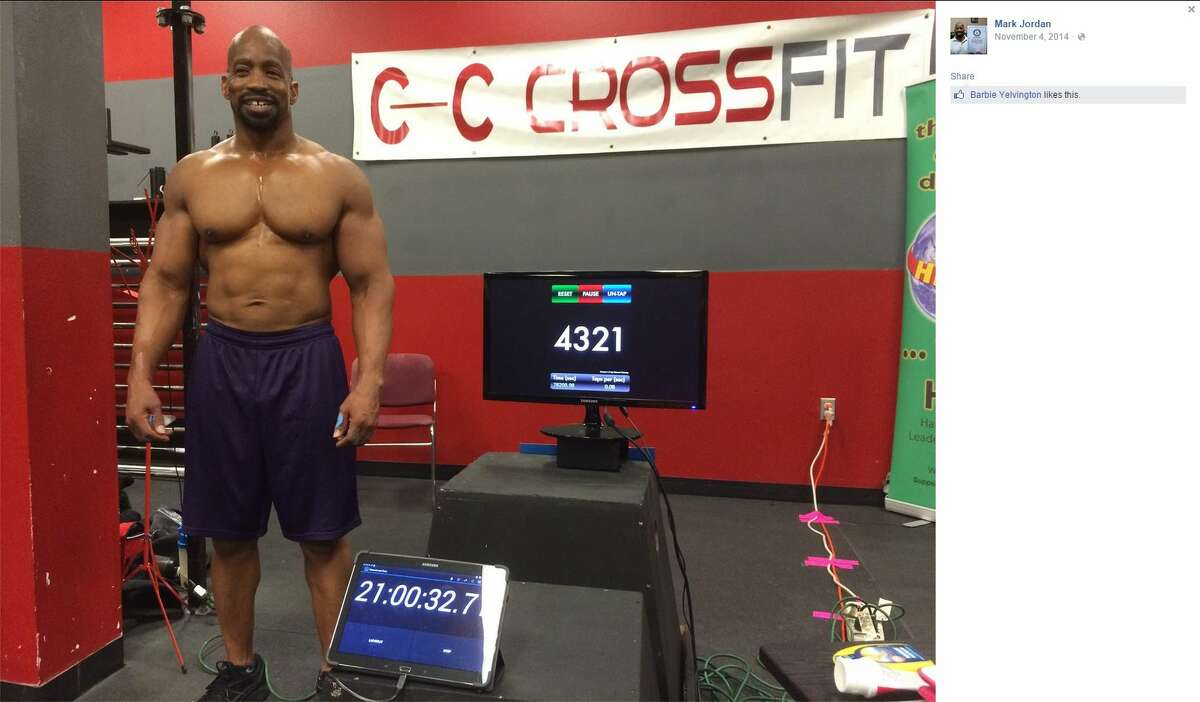 Mark Jordan, a 54-year-old Corpus Christi man, has set a new world record for the most pull-ups in 24 hours, beating the previous record by more than 100, according to Guinness World Records. The world record tracker solidified the new record set by Jordan, who finished a round of 4,321 pull-ups at around 2 a.m. on Nov. 4 after training for a year, WFAA reported.